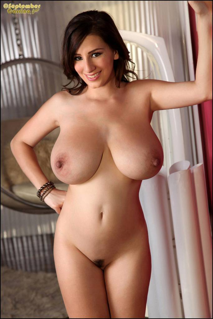 denise milani naked