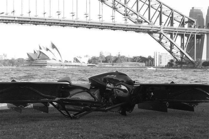 Hoverbike - latający motocykl 7