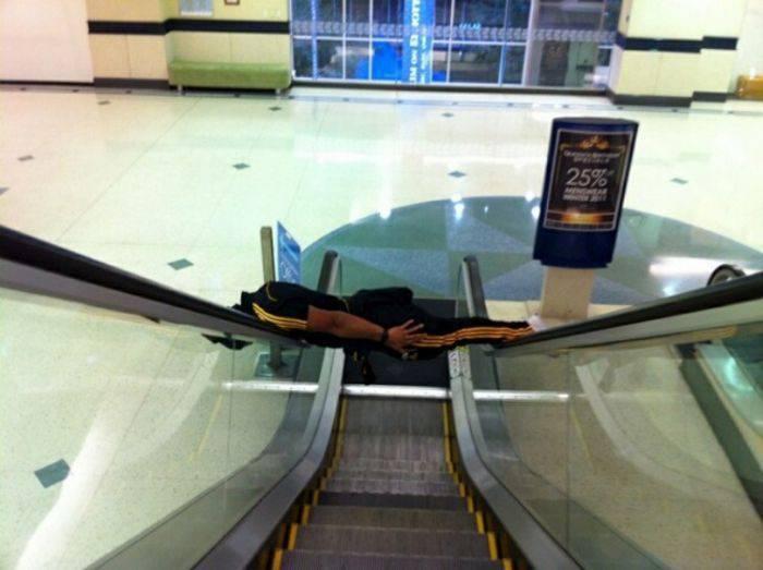 Planking - zabawa w leżenie 25