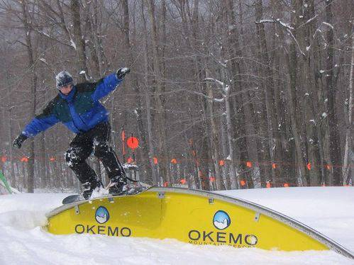 Snowboarding 7