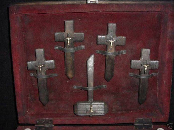 Narzędzia łowców wampirów 5