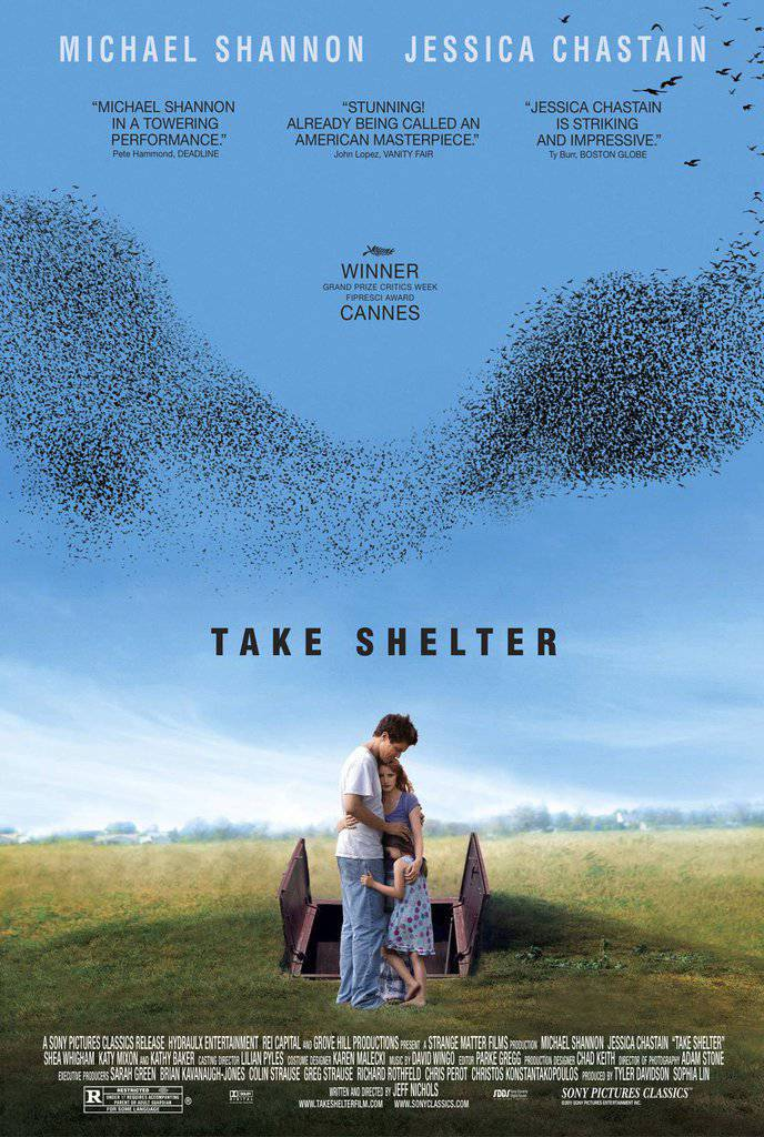 Take Shelter (2011) DVD ENG DVDRip XviD