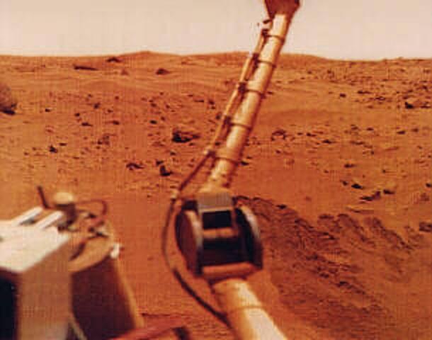 Marte y sus misterios