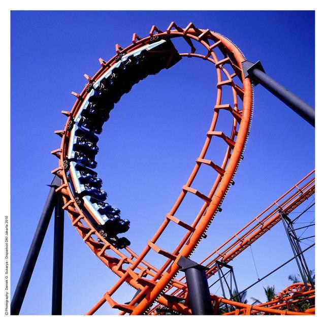 10 Roller Coaster Tertinggi Di Dunia [ www.BlogApaAja.com ]