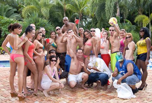 BangBros Pool Party! - BangBros Remastered (2012/ SiteRip)