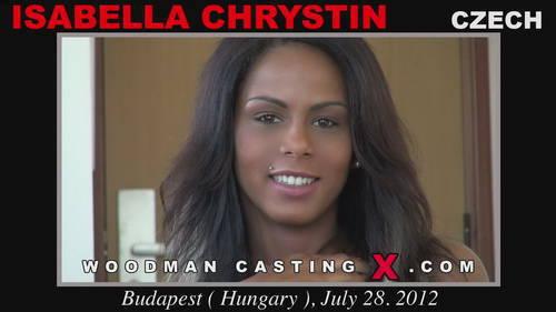 Isabella Chrystin - WoodmanCastingX (2012/HD/2.04 GiB)