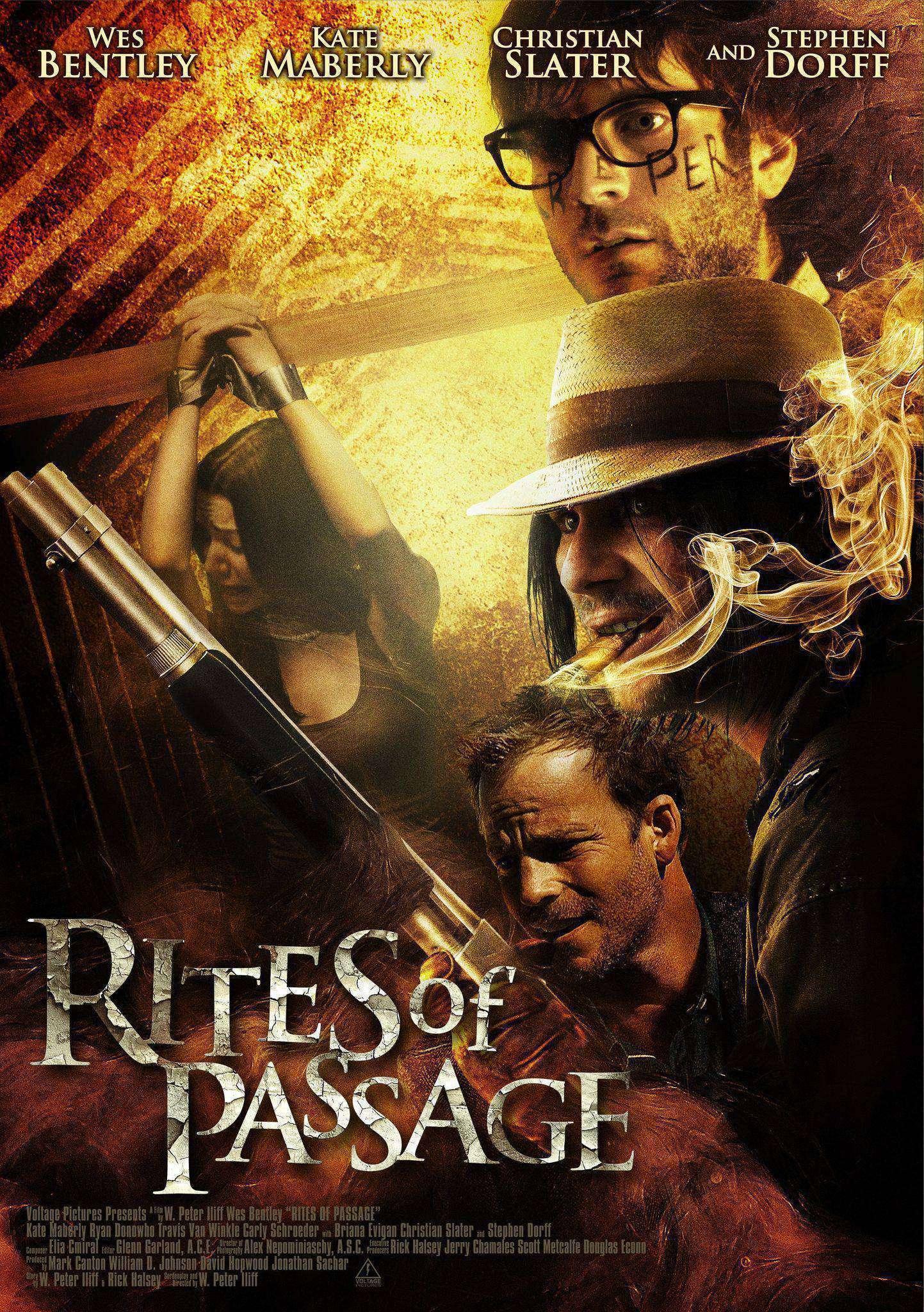 Rites of Passage 2012 DVDRip - Türkçe Dublaj