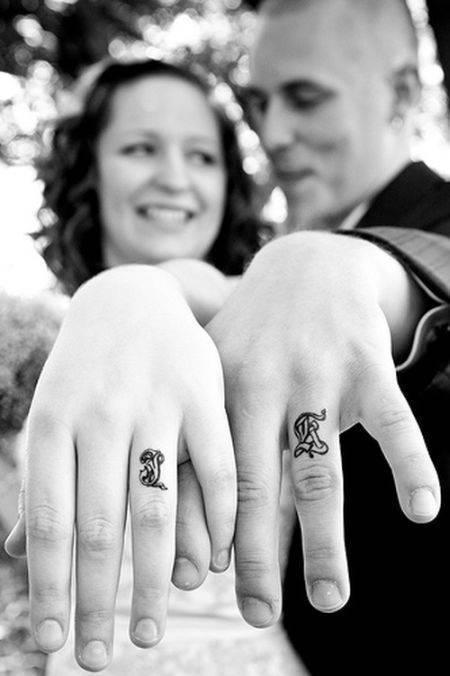 Tatuaże dla par 18