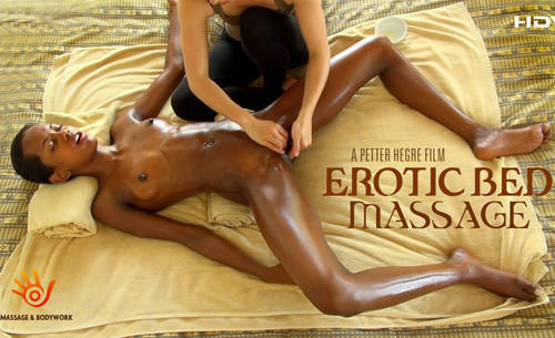 Valerie - Erotic Bed Massage - Hegre-Art (2012/HD 1080p)
