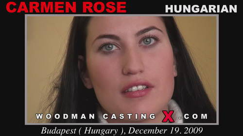 WoodmanCastingX - Carmen Rose [HD 720p]
