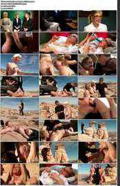 Cherry Torn, Penny Pax - WET ROCK CANYON - Kink/ HogTied (2012/ HD 720p)
