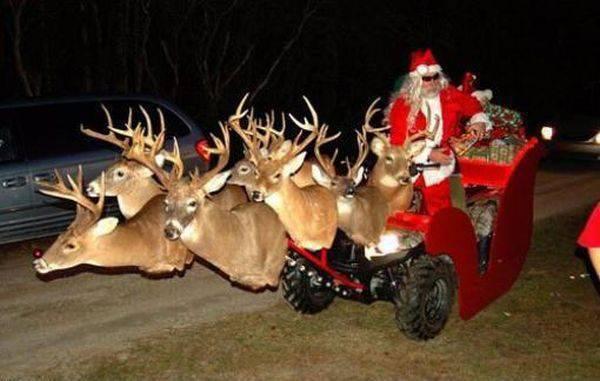 Każdy może być Mikołajem? 42