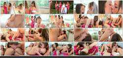 WeLiveTogether - Bree Daniels, Jessi Andrews, Malena Morgan, Aurielee Summers, Thierry - Ass galore [HD 1080p]