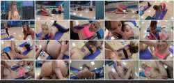 PervsOnPatrol - Lexxi Silver, Blondie Boom - Sneaky Aerobics Instructor [HD 720p]