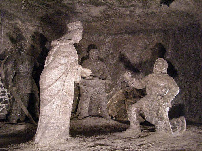 Kopalnia soli Wieliczka 7