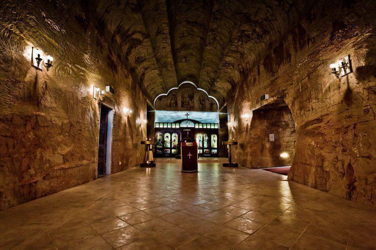 Coober Pedy - podziemne miasto 31
