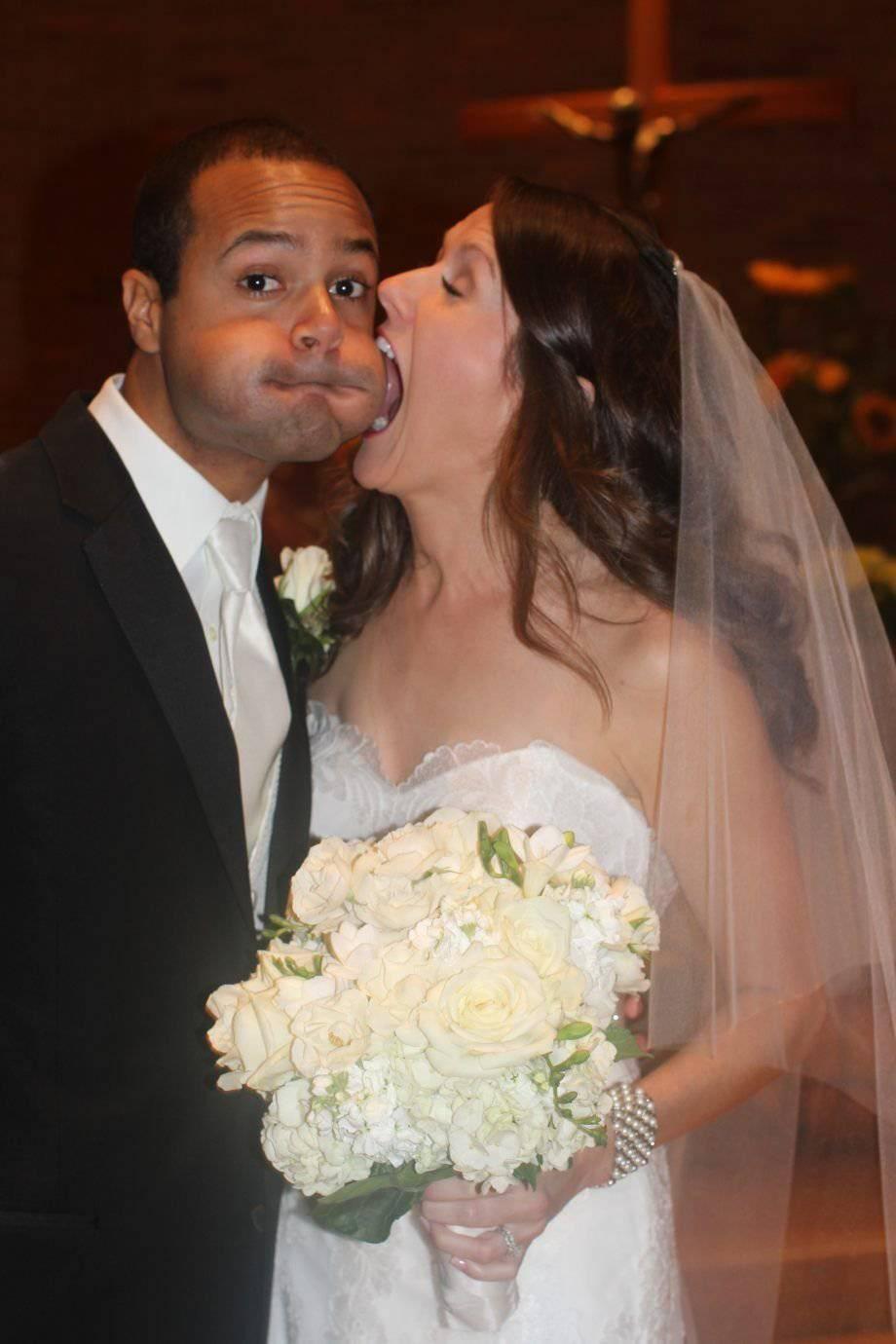 Najdziwniejsze zdjęcia ślubne #3 21