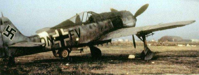 Samoloty z okresu II wojny światowej 89