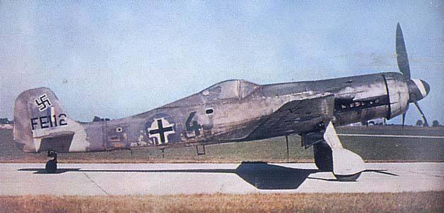 Samoloty z okresu II wojny światowej 83