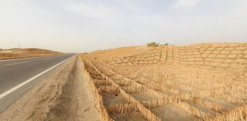 Autostrada przez pustynie 2