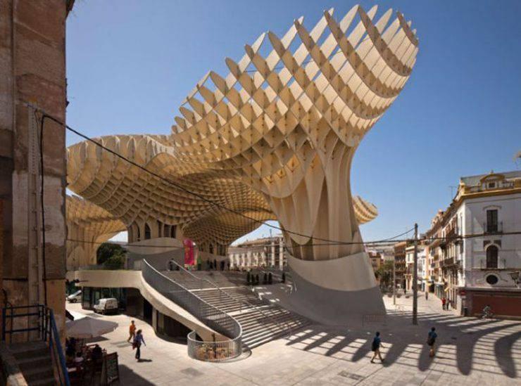 Największa budowla z drewna 10