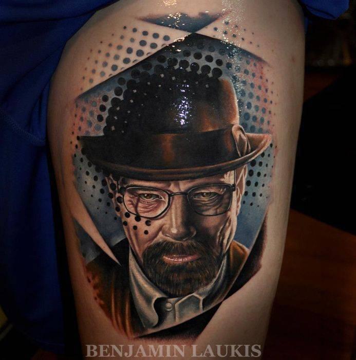 Artystyczne tatuaże 22