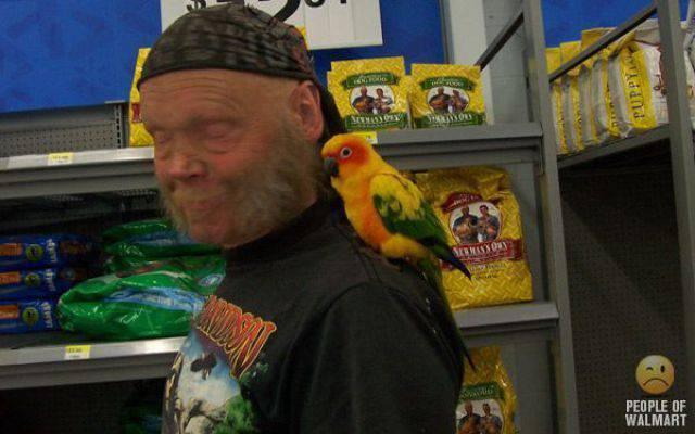 Najdziwniejsi klienci z WalMart #3 8