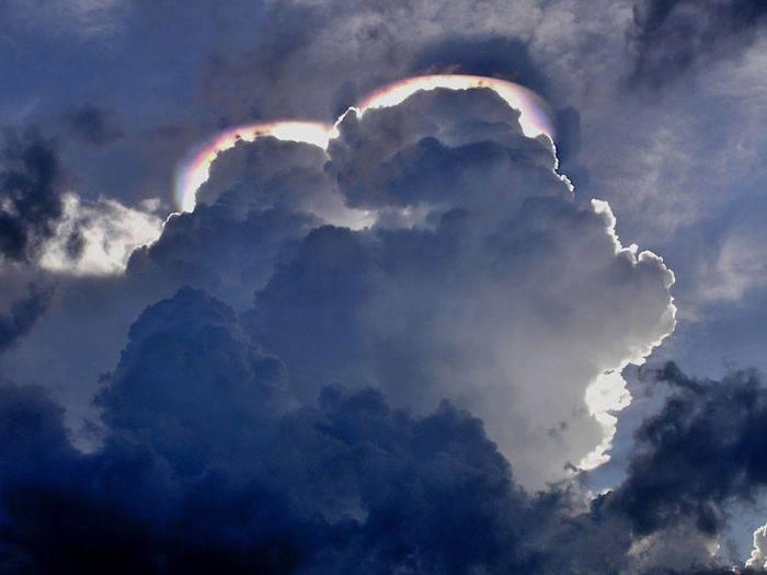 Niezwykłe chmury 26