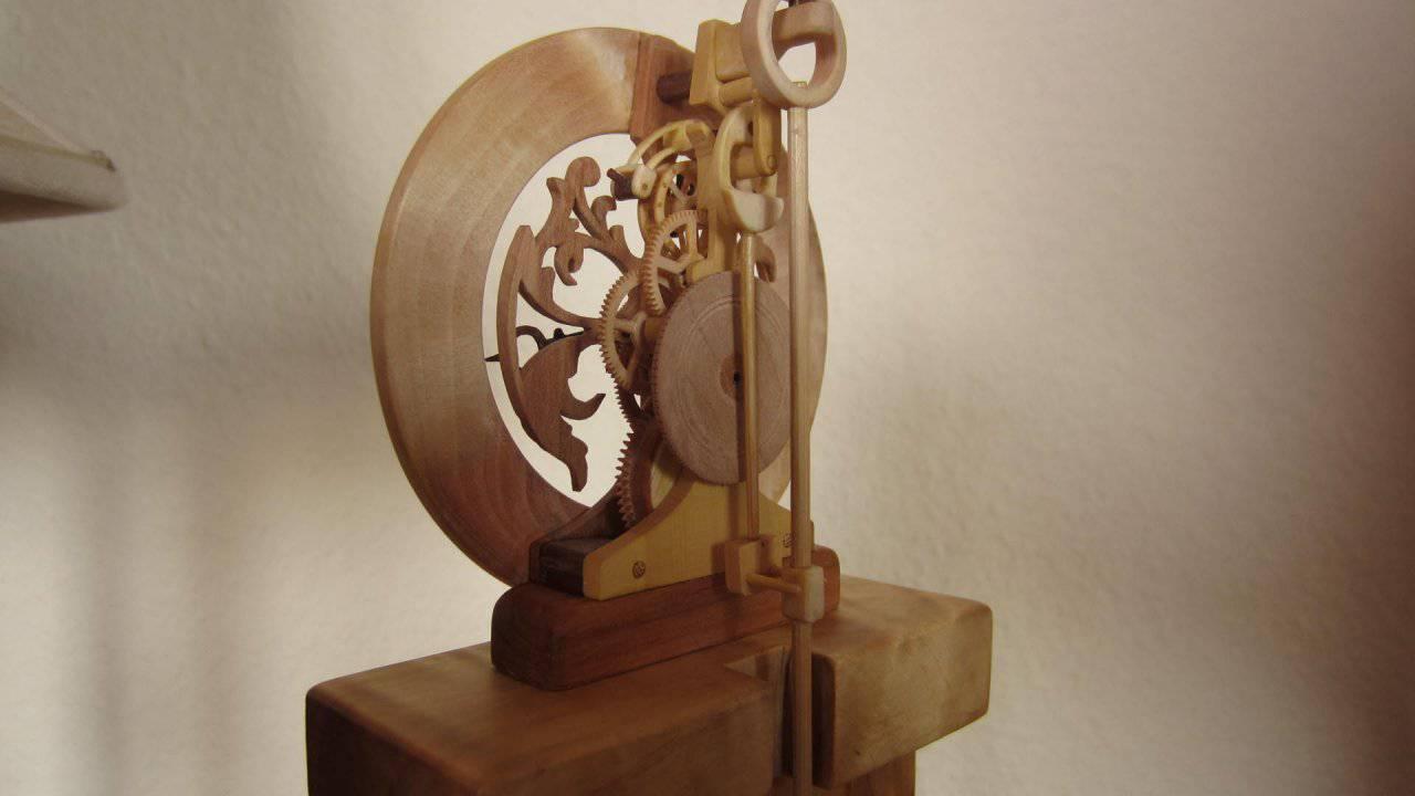 Zegarki z drewna 18