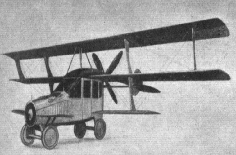 Samochody latające 9