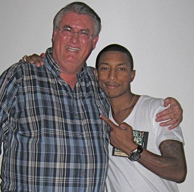 Pharrell's Former Teachers Speak Out | The Neptunes #1 fan ...