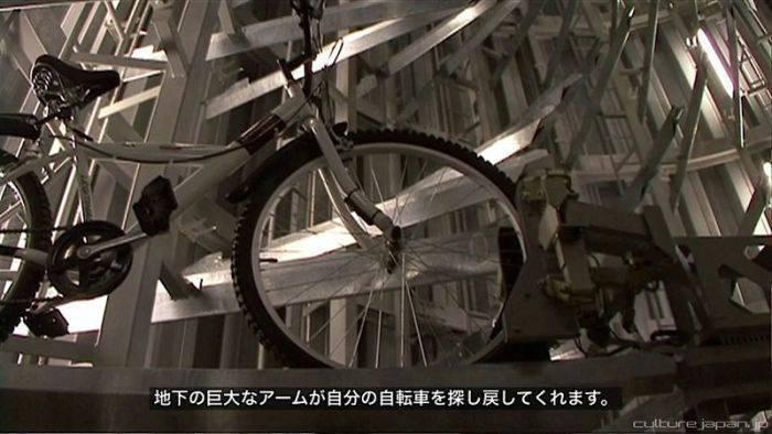 Zautomatyzowany parking rowerowy 10