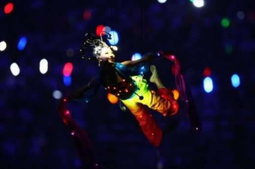 Otwarcie Olimpiady 2008 10
