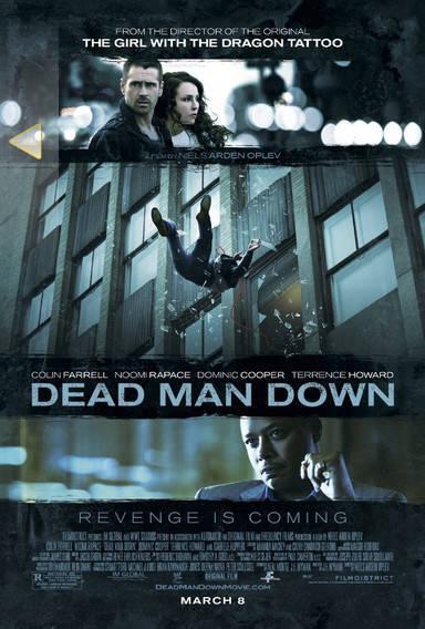 Dead Man Down / La venganza del hombre muerto (2013) BRRip subtitulos español