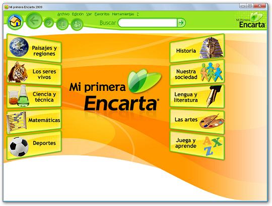 enciclopedia espanol: