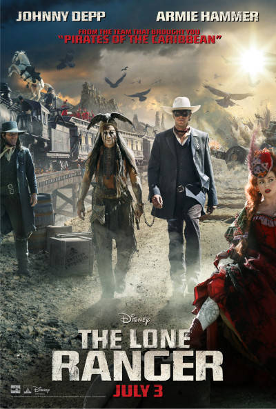 The Lone Ranger (2013) CAM XViD-PLAYNOW