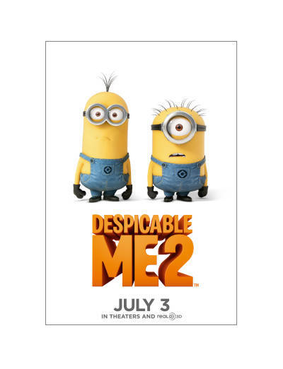 Despicable Me 2 (2013) CAMRip x264 AAC � deep1007