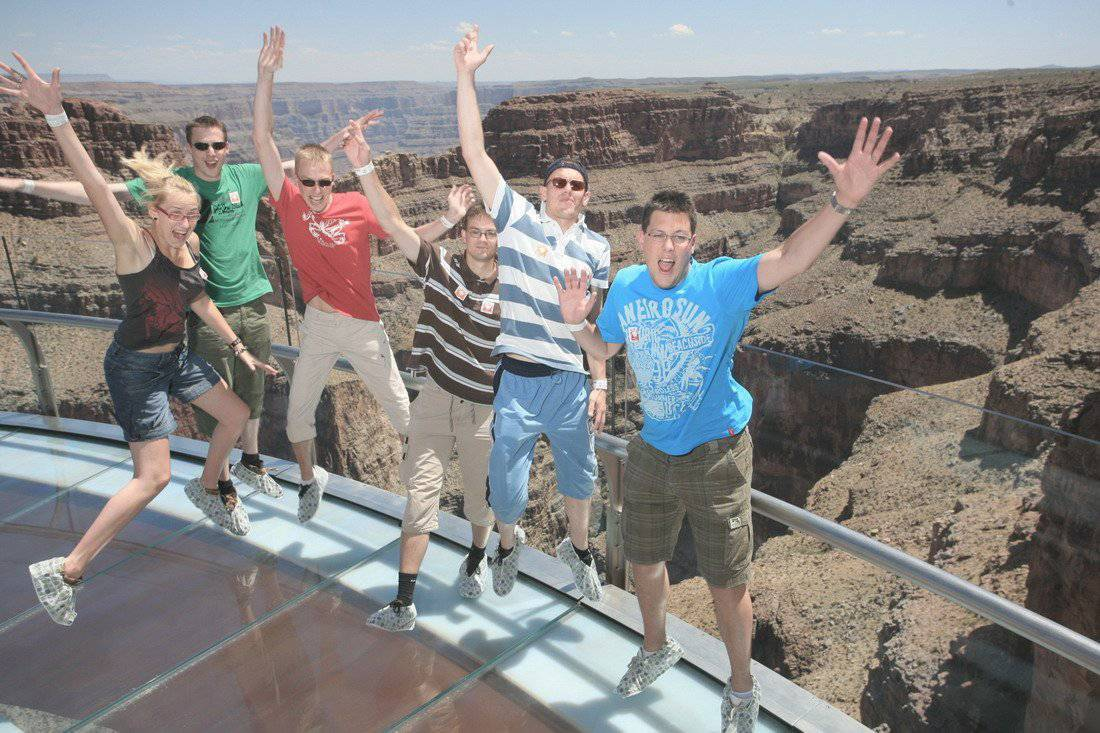 Grand Canyon Skywalk 2