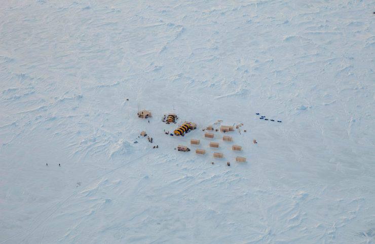 Praca w Arktyce 6
