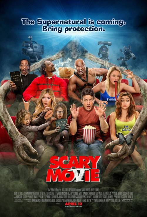 Scary MoVie 5 2013 RUS 720p BDRip XviD AC3-PolishQuality