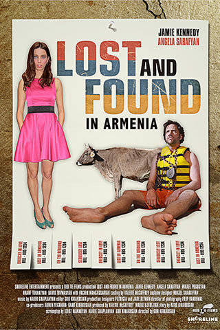 Lost and Found in Armenia 2012 DVDRiP XViD-SML