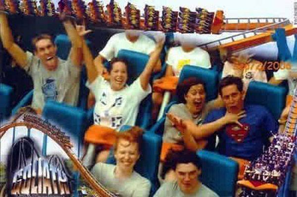 Ludzie na Roller Coasterze 5