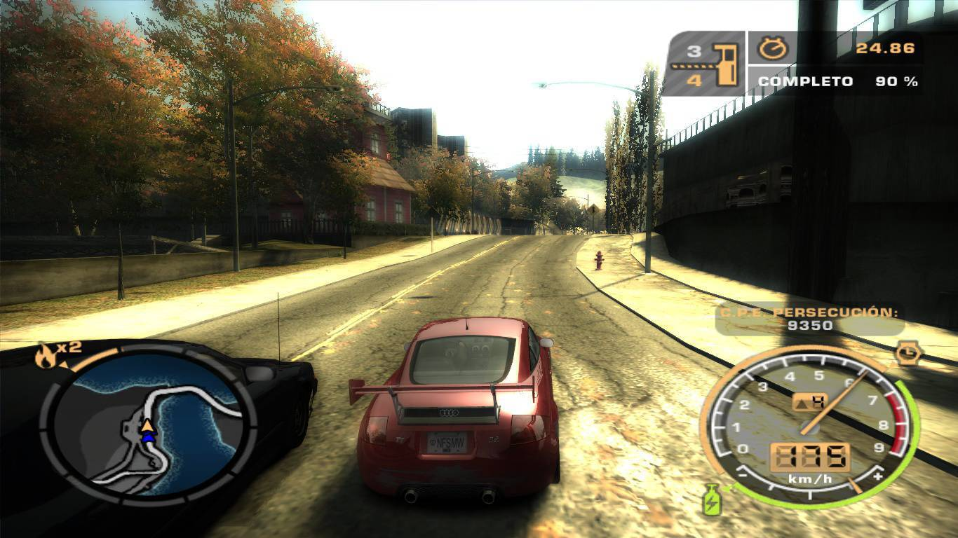 Mi subida need for speed mostwanted 39 05 mega 2gb for Nefor espid mosguante