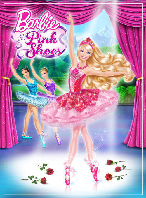 Barbie In The Pink Shoes 2013 DVDRip x264-NoRBiT