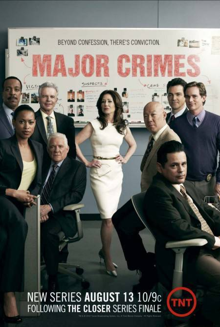 Major Crimes S02E10 HDTV XviD-AFG | 339.58 MB