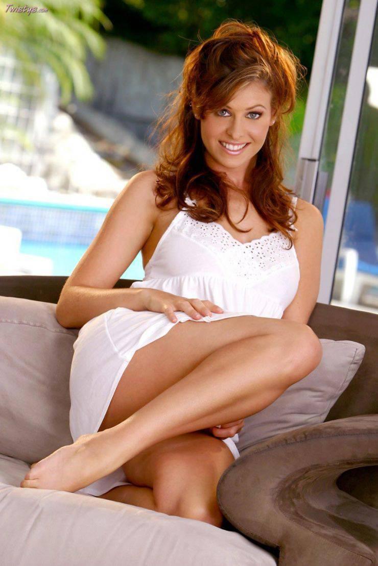 Dziewczyna dnia: Ginger Jolie 13
