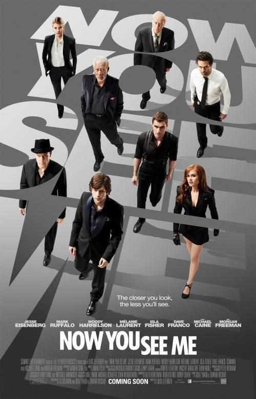 Nada es lo que parece / Now You See Me (2013) BRRip subtitulada en español
