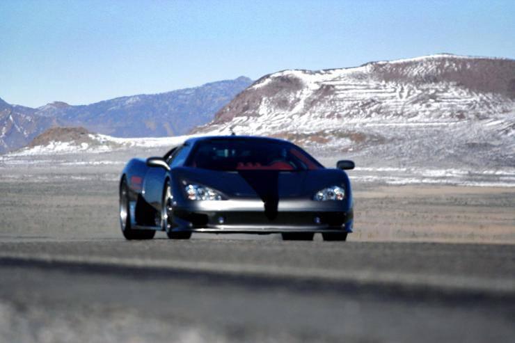 Najszybsze samochody świata 5
