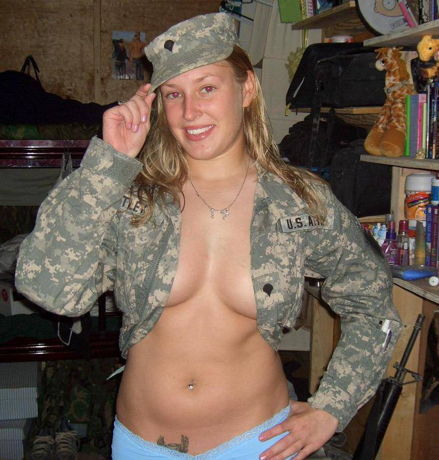 free pics from hot military girls