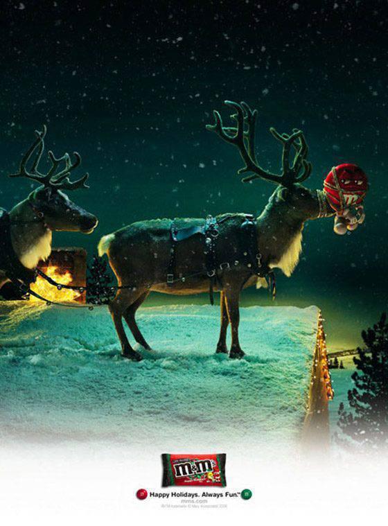 Świąteczne reklamy 19